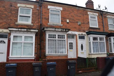 2 bedroom terraced house to rent - Willes Road, Winson Green, B18 4PY