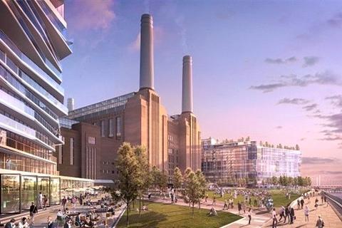 Studio for sale - Battersea Power Station, 188 Kirtling Street, London