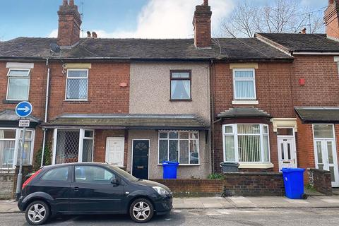 3 bedroom terraced house for sale - Stanton Road, Stoke-on-Trent, ST3 6DF