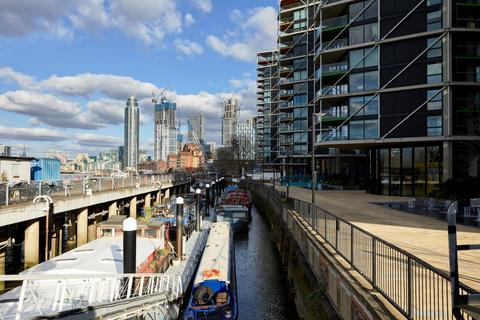1 bedroom houseboat for sale - Nine Elms Pier, Tideway Walk, Nine Elms, SW8