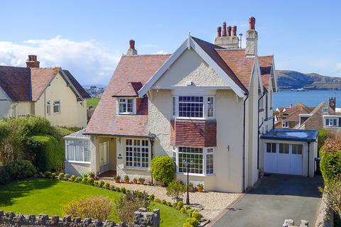 4 bedroom detached house for sale - Bryn y Bia Road, Craigside, Llandudno LL30
