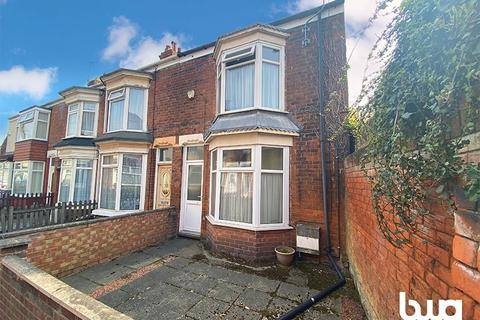 2 bedroom end of terrace house for sale - Chestnut Avenue, Montrose Street, Hull, HU8 7RX