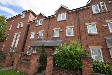 4 bedroom townhouse to rent - Chorlton Road, Hulme, Manchester, M15 4JG