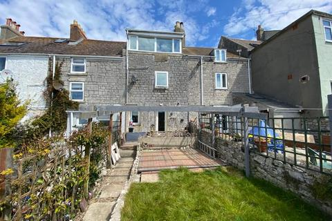 2 bedroom terraced house for sale - 2 Double Bedroom property with STUNNING SEA VIEWS