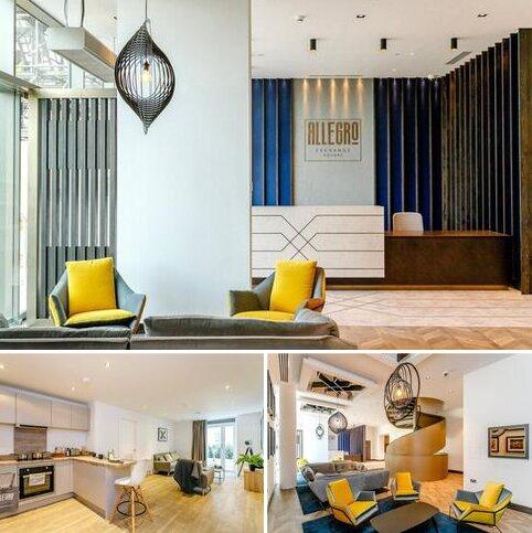 1 bedroom apartment to rent - Exchange Square, The Priory Queensway, Birmingham, B4