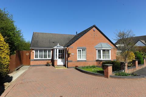 2 bedroom detached bungalow for sale - Kibworth Close, Chesterfield
