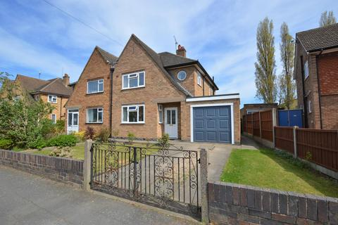 3 bedroom semi-detached house for sale - Willow Park Drive, Wigston, LE18 1EB