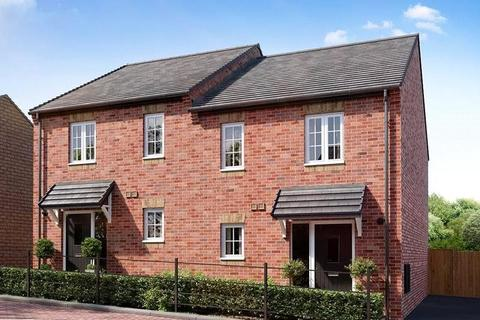 2 bedroom semi-detached house for sale - PLOT 207 THE MOFORD, Moseley Green, Leeds