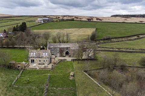 6 bedroom detached house for sale - Black House Farm & Cottage, Blue Ball Road, Ripponden HX6 4LR