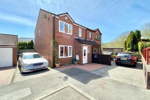 3 bedroom semi-detached house for sale - Craig y Darren, Landare, Aberdare, CF44 8PY