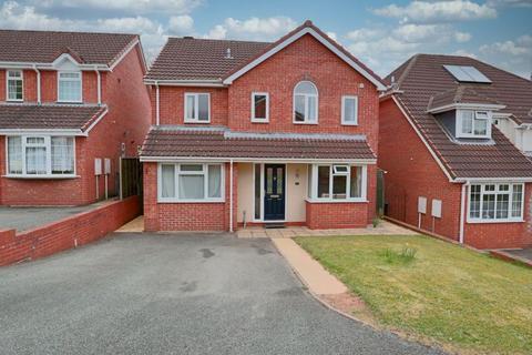 4 bedroom detached house for sale - Lander Close, Stone