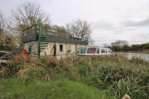 2 bedroom houseboat for sale - Hartford Marina, Huntingdon.