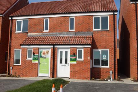 2 bedroom semi-detached house to rent - NEW BUILD - 2 DOUBLE BEDROOMS
