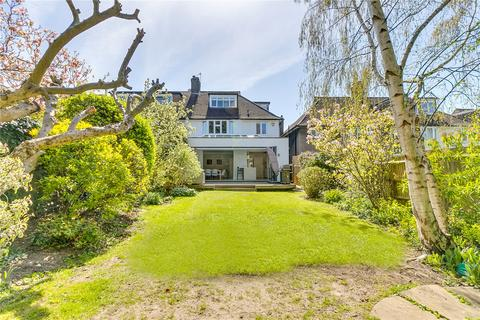 5 bedroom semi-detached house for sale - Burntwood Grange Road, London, SW18