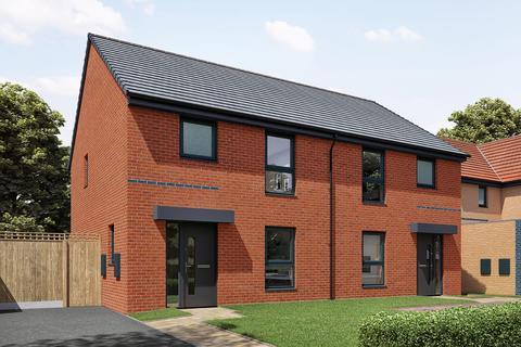 3 bedroom semi-detached house for sale - Plot 33, The Mayfield at Kirkleatham Green, Kirkleatham Green,Just off Kirkleatham Lane TS10