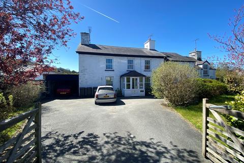 3 bedroom semi-detached house for sale - Llanddewi Brefi, Tregaron, SY25
