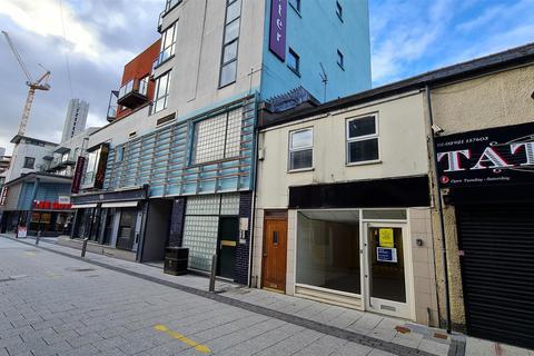 Studio to rent - Studio at Caroline Street, Cardiff City Centre