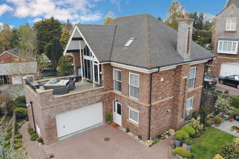 4 bedroom detached house for sale - Holly Bank, Harmer Hill, Shrewsbury