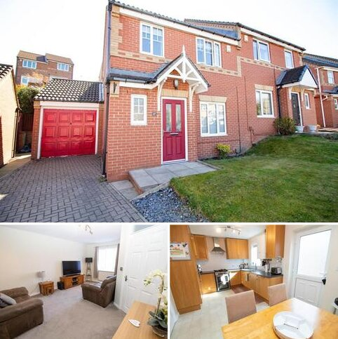 3 bedroom semi-detached house for sale - Valley Crescent, Blaydon-On-Tyne