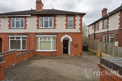 3 bedroom semi-detached house to rent - Emery Avenue, Newcastle under Lyme
