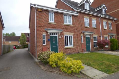 3 bedroom terraced house to rent - Atlantic Way, Pride Park, Derby, DE24 1AB