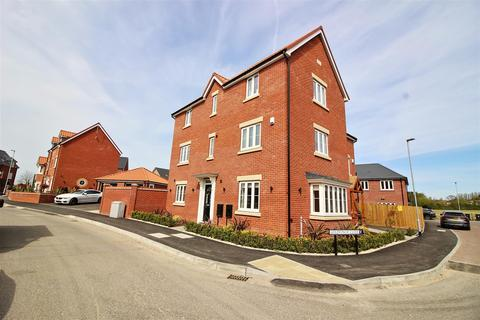 5 bedroom semi-detached house for sale - Plot 62, The Wetherby, Field Farm, Stapleford