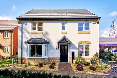4 bedroom detached house for sale - The Shelford - Plot 124 at Burleyfields, Stafford, Martin Drive ST16