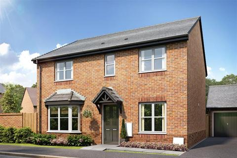 4 bedroom detached house for sale - The Shelford - Plot 125 at Burleyfields, Stafford, Martin Drive ST16