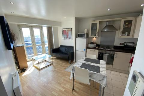 1 bedroom apartment to rent - Masshouse Plaza,, Birmingham, West Midlands, B5