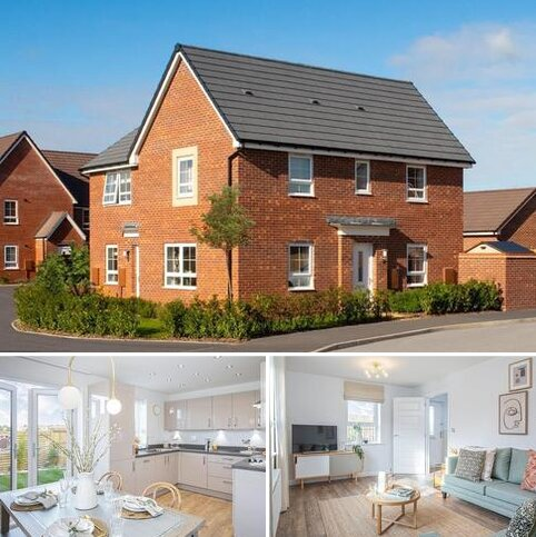 3 bedroom end of terrace house for sale - Plot 320, Moresby at Woodland Heath, Salhouse Road, Rackheath, NORWICH NR13