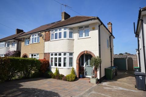 3 bedroom semi-detached house for sale - Rhodrons Avenue, Chessington, Surrey. KT9 1AY