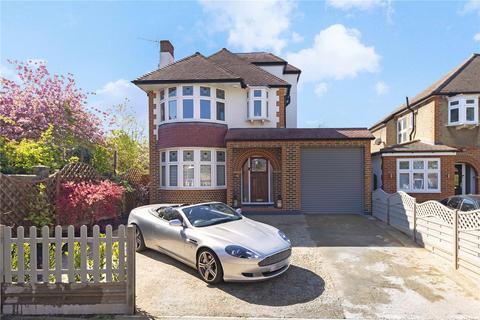 4 bedroom detached house for sale - Leyfield, Old Malden