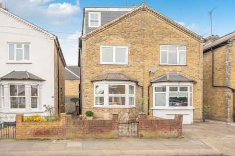 4 bedroom semi-detached house for sale - Willoughby Road, Kingston upon Thames, KT2