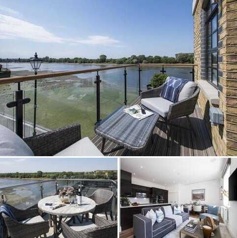 3 bedroom apartment to rent - Palace Wharf, Hammersmith, W6