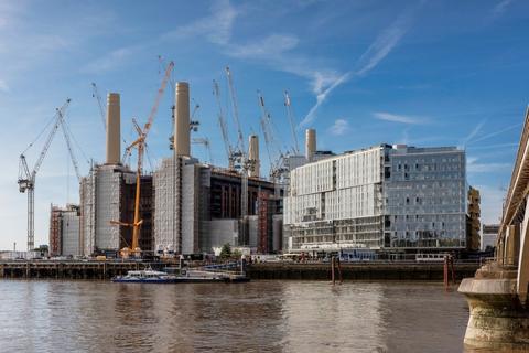 1 bedroom flat for sale - Battersea Power Station, 188 Kirtling Street, London