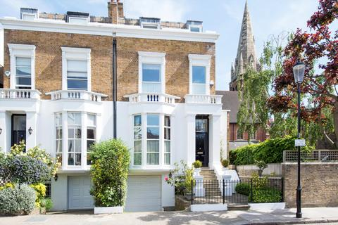 5 bedroom semi-detached house for sale - Elm Park Road, Chelsea, London, SW3