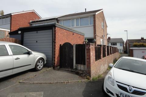 Land for sale - Freehold Ground Rent, Daywell Rise, Rugeley, Staffordshire, WS15 2RE