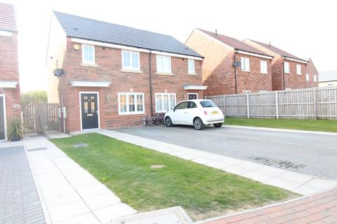 2 bedroom semi-detached house for sale - Avro Close, Middleton St. George, Darlington