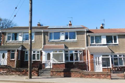 3 bedroom terraced house for sale - VICARAGE CLOSE, SILKSWORTH, SUNDERLAND SOUTH