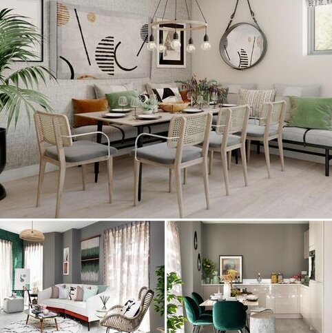 3 bedroom flat for sale - Plot pomeroy-street-oms-3bedhtb-portals-april21 at The Pomeroy, Pomeroy Street SE14