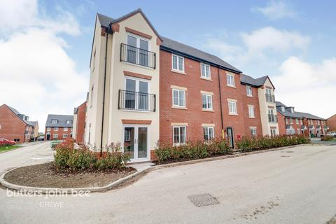 2 bedroom apartment for sale - Samuel Armstrong Way, Crewe