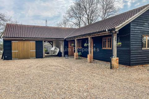 1 bedroom bungalow to rent - Branch Bank, Prickwillow