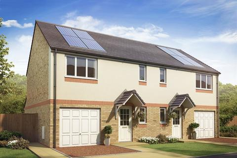 3 bedroom semi-detached house for sale - Plot 162, The Newton at Sycamore Park, Patterton Range Drive , Darnley G53