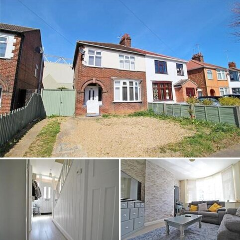 3 bedroom semi-detached house for sale - Glebe Road, Peterborough, PE2