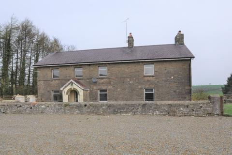6 bedroom farm house for sale - Pant Farm, Meidrim, Carmarthen SA33 5QU