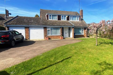4 bedroom detached house for sale - Glassthorpe Lane, Harpole, Northampton NN7 4DU