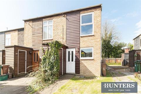 2 bedroom end of terrace house for sale - Edwards Close , KT4