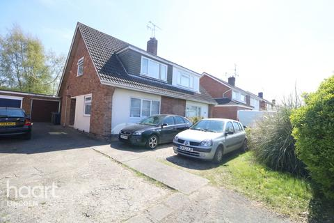 3 bedroom semi-detached bungalow for sale - Chiltern Road, Lincoln