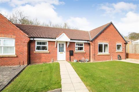 2 bedroom terraced bungalow for sale - Willowdale Close, Bridlington, YO16 6RR