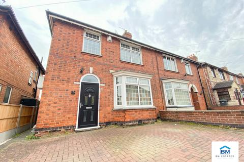 3 bedroom semi-detached house for sale - Norwood Road, Leicester, LE5